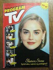 PROGRAM TV 45 (7/11/97) SHARON STONE EMMANUELLE SEIGNER