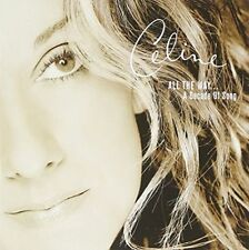 Celine Dion - All The Way a Decade of Song 1999 CD Album