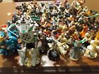 Attactix Star Wars Transformers Almost Biggest Lot Of 70 Figs Exactly And16Darts For Sale