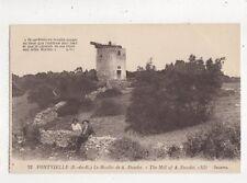 Fontevielle Moulin de A Dandet France [ND 22] Vintage Postcard 831a