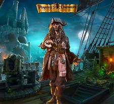 "1/6 Pirates Diorama 15""x15"" - Ideal For Hot Toys Jack Sparrow DX06 DX15 POTC"