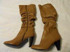 Carlos by Carlos Santana Women Boots Shoes Sz 7 Medium Zadie Knee High