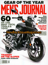 Men's Journal 1/13,Gear of the Year,January 2013,NEW