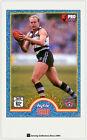 1996 Tip Top Hyfibe AFL Heroes Card #34 Bill Brownless (Geelong)