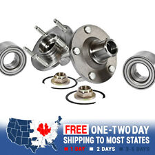 2 Front Wheel Hub Bearing Assembly For Ford Escape Mazda Tribute Mercury Mariner