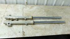 90 Kawasaki EN500 VN EN 500 Vulcan front forks fork tubes shocks right left