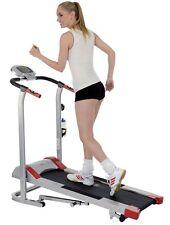 Christopeit Fitness Laufband Runner Pro Magnetic LCD ohne Motor