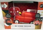 NEW Remote control RC Fire Truck Lights and Sounds