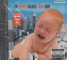 Limp Bizkit Primus Staind Korn The Family Values Tour 1999 CD New Sealed