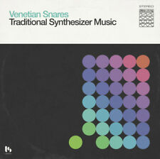 Venetian Snares : Traditional Synthesizer Music CD (2016) ***NEW***