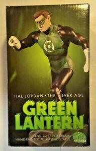 HAL JORDAN GREEN LANTERN Mini-STATUE By PAQUET DC Comics Bust  1759/3200 MIB
