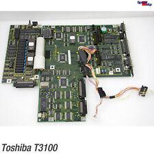 Toshiba t3100 pa7037e sistema motherboard portátil 286 i80286 f3100s 34t700096g0