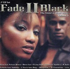 FADE II BLACK - THE FINEST IN BLACK MUSIC - VOLUME 5 / 2 CD-SET