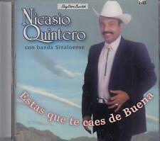 Nicasio Quintero Estas Que Te Caes De Buena New Nuevo Sealed