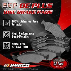 8pcs Front + Rear Brake Pads Set for Ssangyong Actyon Sports Kyron Rexton Stavic