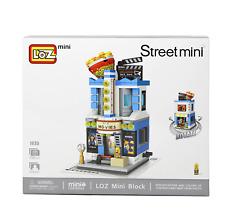 Loz Street Mini Cinema Movie Kids Puzzle Mini Block Brick Toy w/Box
