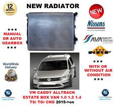Per VW Caddy Alltrack Estate BOX VAN 1.0 1.2 1.4 STI TGI CNG 2015 - > per radiatore