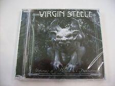 VIRGIN STEELE - NOCTURNES OF HELLFIRE & DAMNATION - CD NEW SEALED 2015