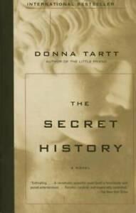 The Secret History - Paperback By Tartt, Donna - VERY GOOD