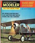 AMERICAN MODELER Magazine May June 1964 Lavochkin La-7: CL Scale soviet fighter