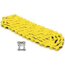 CN020YL Bicycle Chain 1//2x1//8 Single Speed 1//8 yellow Fixed BMX Cruiser Classic