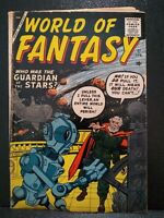 World Of Fantasy #17 Atlas Comics April 1959 VG Kirby/ Ditko art FREE SHIPPING