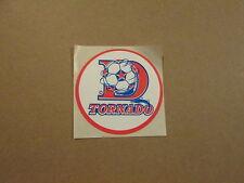 NASL Dallas Tornado Vintage Defunct Logo Team Sticker