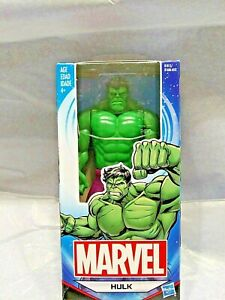 """Marvel Hulk Action Figure 6"""" New Original Package Hasbro Ages 4 & Up Must See!"""