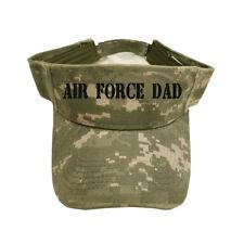DIGITAL SUN VISOR ***AIR FORCE DAD***