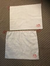 Dust Bags Large Coach Lot  White Storage 0rganisers