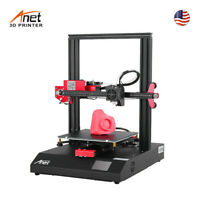 Anet ET4 3D Printer Upgrade Mainboard Filament Sensor Auto leveling Resume Print