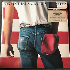 Bruce Springsteen 'BORN IN THE USA' (Remastered) 180g VINYL LP - NEW AND SEALED