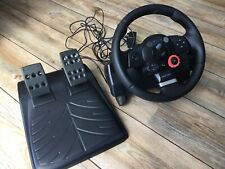 Logitech Driving Force GT Steering Wheel & Pedals PS3 and PC, With GT5 Game