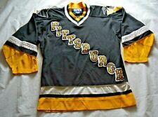 Vintage 90s Pittsburgh Penguins Starter Hockey Jersey - Size Medium / M
