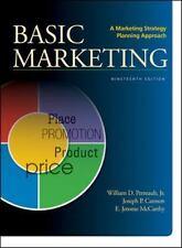 Basic Marketing 19E Global Edition