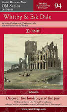 Whitby and Esk Dale by Cassini Publishing Ltd(Sheet map, folded)NEW End of Stock