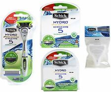 Schick Hydro 5 Premium Sensitive Blade 8 Cartridge Refills