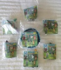 DISNEY'S POCAHONTAS SET OF SEVEN BURGER KING KID'S CLUB TOYS