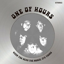 ONE OF HOURS When You Hear The Music, It's Yours vinyl LP + MP3 garage psych