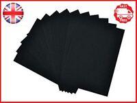 Basic A3 Black Card Pack, 50 Sheets