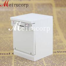 1:12 scale dollhouse miniature kitchen set grand excellent white dish washer