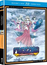 Freezing Vibration: Season Two - Anime Classics [New Blu-ray] With DVD
