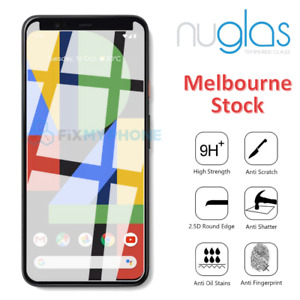 Genuine NUGLAS for Google Pixel 5 4A 4 3A 3 1 XL Tempered Glass Screen Protector