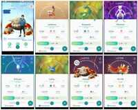 Pokémon Account Go Level 31 | 1 Shiny (Rare)| 89 Legendary (Rare)| 80, 4*Rare
