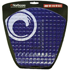 NORTHCORE ULTIMATE GRIP SURFBOARD TAIL PAD, GRIP PAD TRACTION PAD DECK GRIP