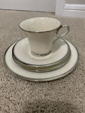 Lenox Fine China MOONSPUN Service for 8 - 4 Piece Place Setting