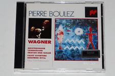 Wagner & New York Philharmonic, Pierre Boulez-Boulez-EDITION-CD