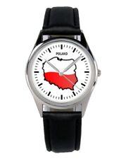 Polen Poland Souvenir Geschenk Fan Artikel Zubehör Fanartikel Uhr B-1095