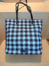VERA BRADLEY Quilted Cloth Tote Bag Pre-owned Excellent Condition