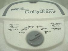 Nesco Professional food Dehydrator and Jerky Maker model Fd-75Pr A